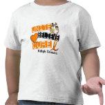 UNA CREEN esclerosis múltiple de la CURACIÓN Camiseta