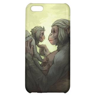 Una cubierta del iPhone del amor de madre del Bono