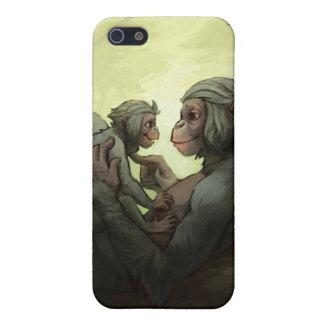 Una cubierta del iPhone del amor de madre del Bono iPhone 5 Cobertura