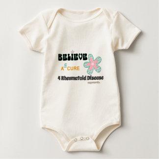 Una curación para el RD Mamelucos De Bebé