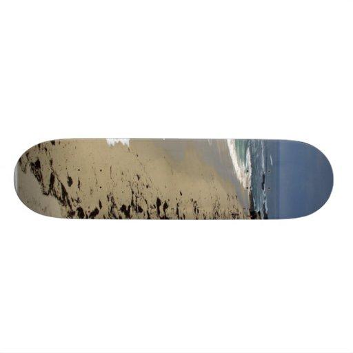 Una de las playas en la ensenada de La Jolla Patin