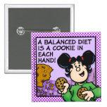 Una dieta equilibrada pins