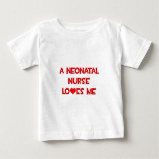 Una enfermera neonatal me ama tshirts