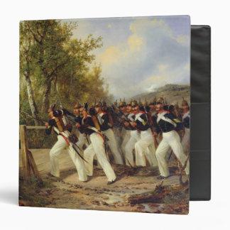 Una escena a partir de la vida del soldado 1849