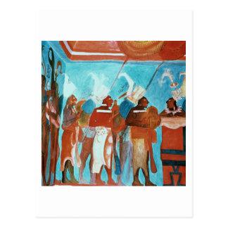 Una escena a partir de la vida, representando a lo tarjeta postal
