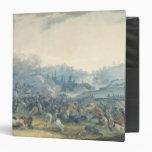 """Una escena de la guerra Ruso-Turca, 1801 Carpeta 1 1/2"""""""