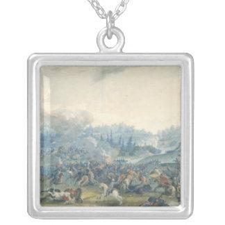 Una escena de la guerra Ruso-Turca, 1801 Grimpolas