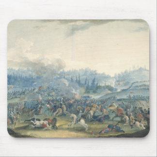 Una escena de la guerra Ruso-Turca, 1801 Tapetes De Raton