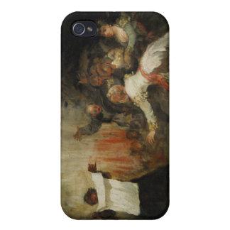 Una escena del exorcismo (véase también 59715) iPhone 4 fundas