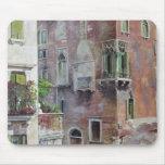 Una escena en Venecia Alfombrillas De Ratones