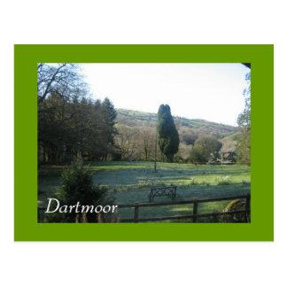 Una esquina de Dartmoor Postal