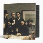Una esquina de la tabla, 1872