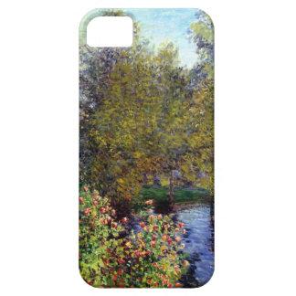 Una esquina del jardín en Montgeron iPhone 5 Case-Mate Cobertura