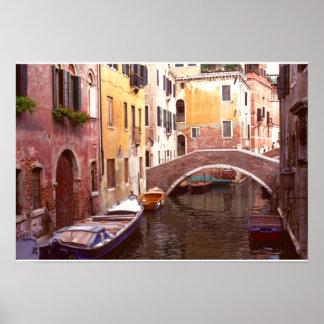 Una esquina reservada de Venecia Impresiones
