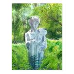 una estatua en la casa con cochera -4 de los welle