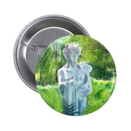 una estatua en la casa con cochera -4 de los welle pin