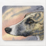 Una ESTERA tímida, hermosa del RATÓN del perro Tapete De Raton