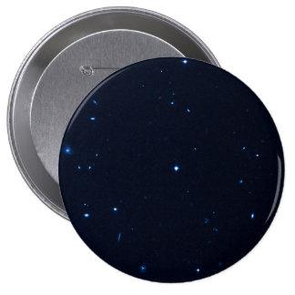 Una estrella que apresura se coge en la cámara de  pin