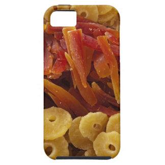 una exhibición de la piña escarchada preservada iPhone 5 Case-Mate cobertura