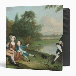 """Una familia de pescadores, 1749 carpeta 1 1/2"""""""