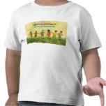 Una familia humana camiseta