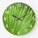 Una fan del verde reloj