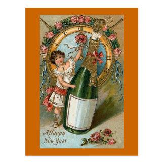 Una Feliz Año Nuevo Postales