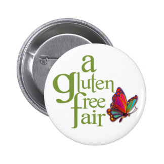 Una feria libre del gluten - botón