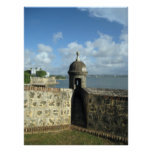 Una foto enmarcada Puerto Rico de Garita Impresiones