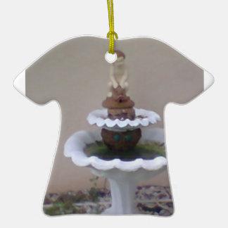 Una fuente ornamento para reyes magos