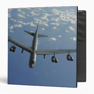 """Una fuerza aérea de los E.E.U.U.B-52 Carpeta 1 1/2"""""""