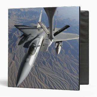 "Una fuerza aérea de los E.E.U.U.F-15 Eagle Carpeta 1 1/2"""
