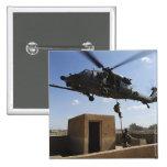 Una fuerza aérea de los E.E.U.U. Pararescuemen Pin Cuadrada 5 Cm
