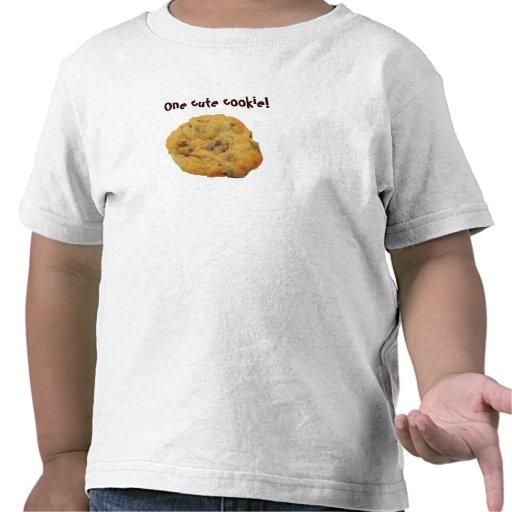 ¡Una galleta linda! Camiseta