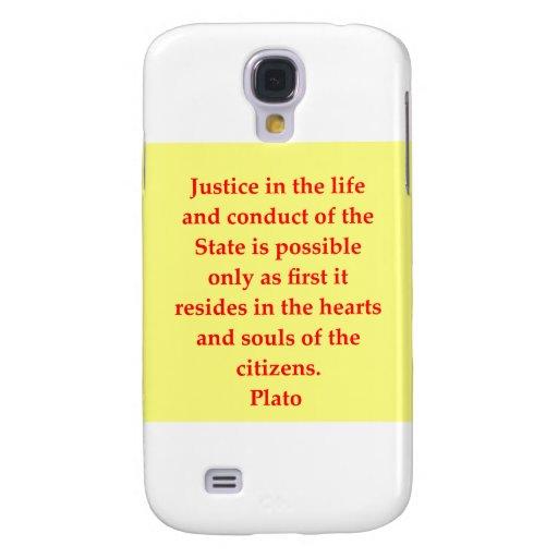 Una gran cita de Platón