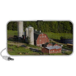 Una granja en el centro de Barnet Vermont Connec Altavoz