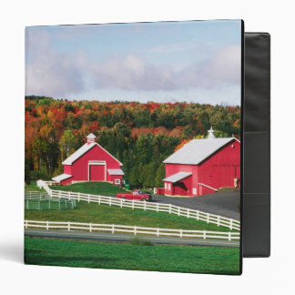 """Una granja en Vermont cerca de Peacham. LANZAMIENT Carpeta 1 1/2"""""""