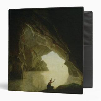 Una gruta en el golfo de Salernum