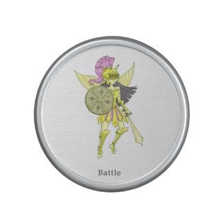 Una hada nombrada Battle Altavoz