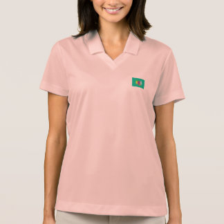 Una hada polo camiseta