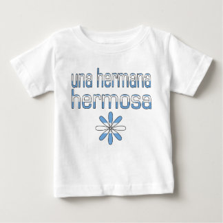 Una Hermana Hermosa Argentina Flag Colors Infant T-shirt