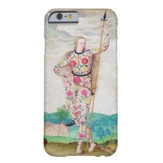 Una hija joven del Picts, c.1585 (w/c y gou Funda De iPhone 6 Barely There
