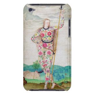 Una hija joven del Picts, c.1585 (w/c y gou iPod Touch Carcasa