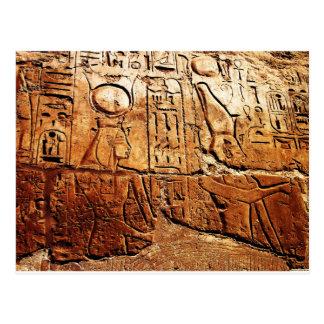 """""""Una historia en postal del arte de JTG de Egipto"""""""