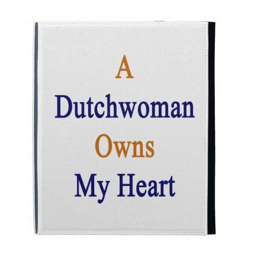 Una holandesa posee mi corazón