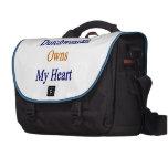 Una holandesa posee mi corazón bolsas para portatil
