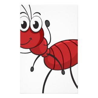 una hormiga papeleria de diseño