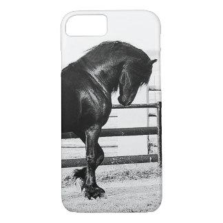 Una humildad de los caballos funda iPhone 7