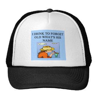 ¡una idea divertida del divorcio para usted! gorras de camionero