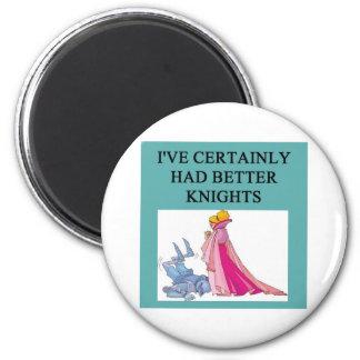 una idea divertida del divorcio para usted imán redondo 5 cm